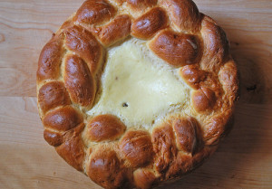 Pasca (Romanian Easter Cake)