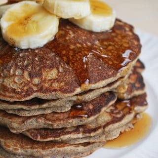 Buckwheat Pancakes Fake Ginger