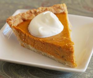 Pumpkin Maple Pie