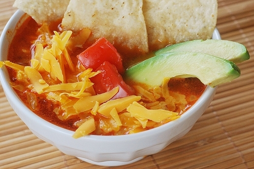 Texas Tortilla Soup