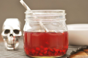 Bloody Tooth Cocktail