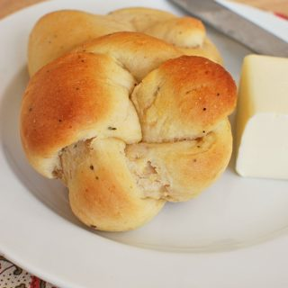 Country Herb Rolls