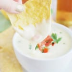Restaurant-Style Queso Blanco