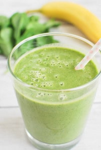 The Greenest Smoothie