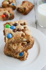 Loaded Cookie Bars