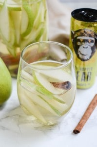 Pear Cider Sangria