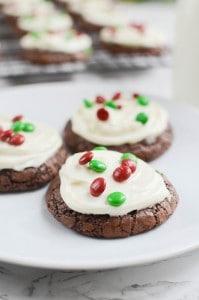 M&M'S® Brownie Cookies