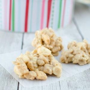 Crockpot Cereal Clusters
