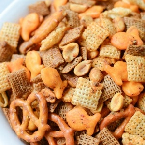 Cheesy Taco Chex Mix