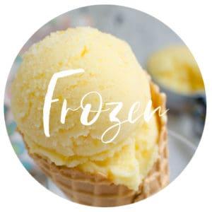 frozen goodies